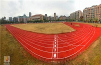 betvlctor伟德登陆融安县体育中心塑胶跑道建设方案