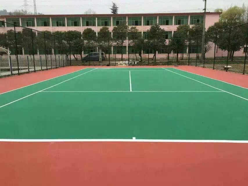 伟德游戏betvicto体育对丙烯酸网球场施工的一些浅谈