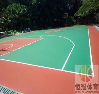 betvlctor伟德登陆硅PU篮球场|硅PU篮球场建设|betvlctor伟德登陆塑胶篮球场